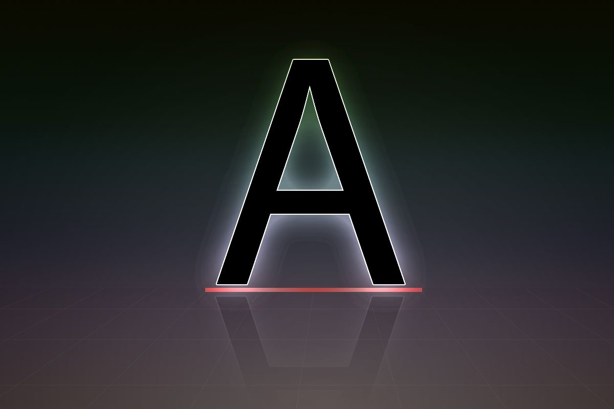 Letter A Wallpaper 1200x800 popular mobil...