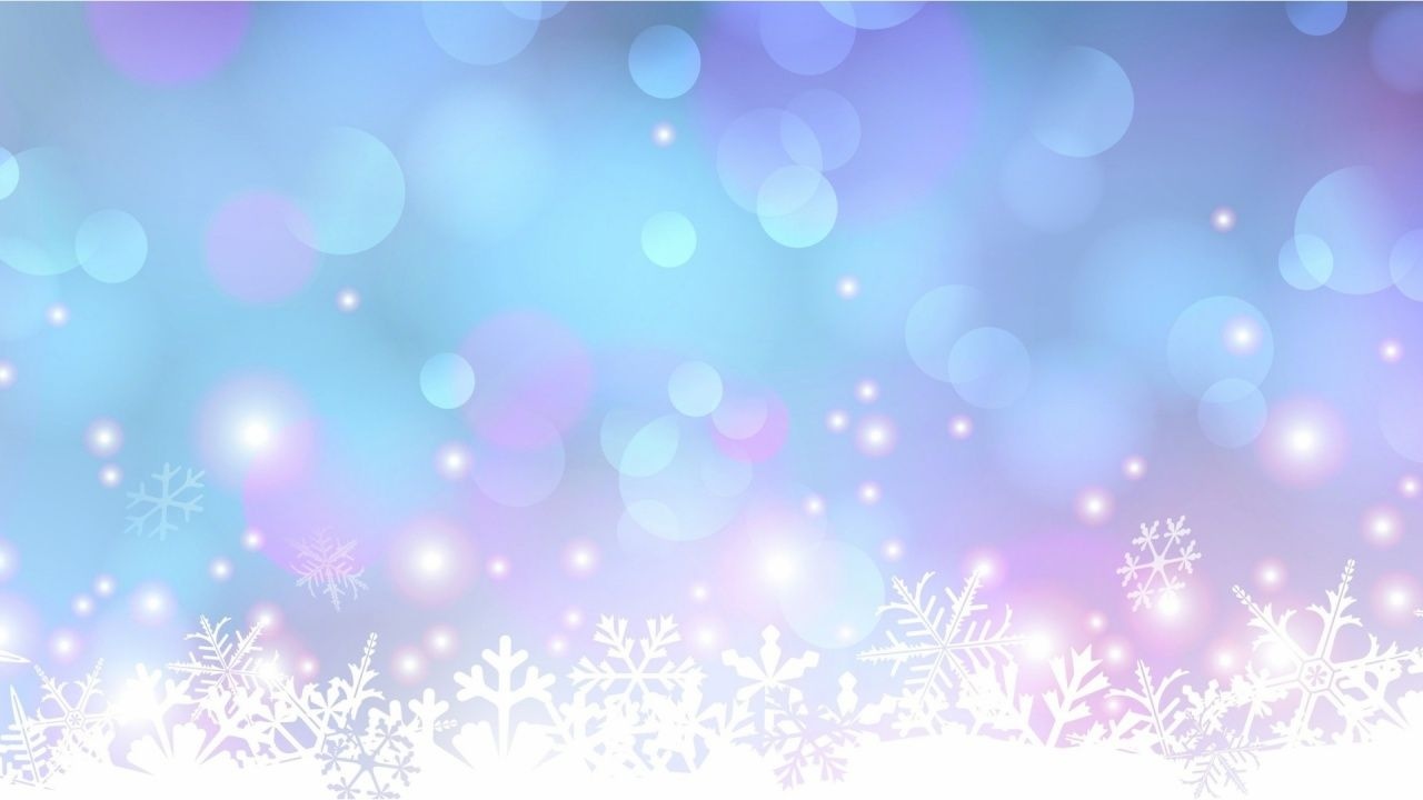 Christmas Wallpaper 1280x720