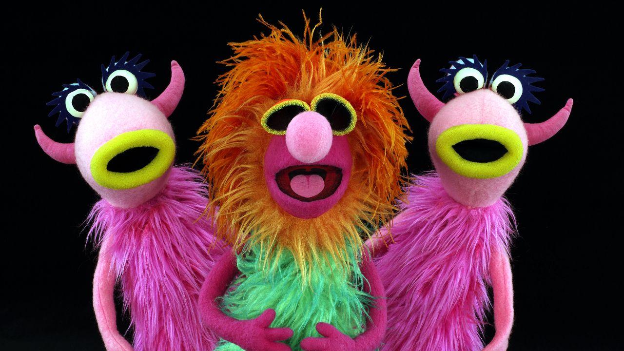 The Muppets - Mahna Mahna,1280x720,720x1280,wallpaper,background