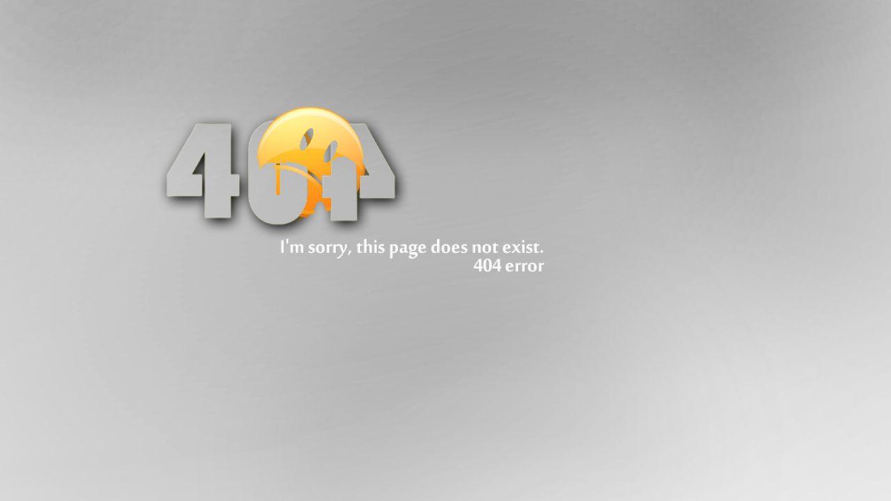 Background image 404 - Download 404 Error 1280x720 720x1280 Wallpaper Background