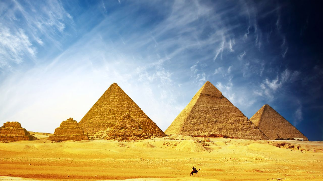 pyramid background - photo #21