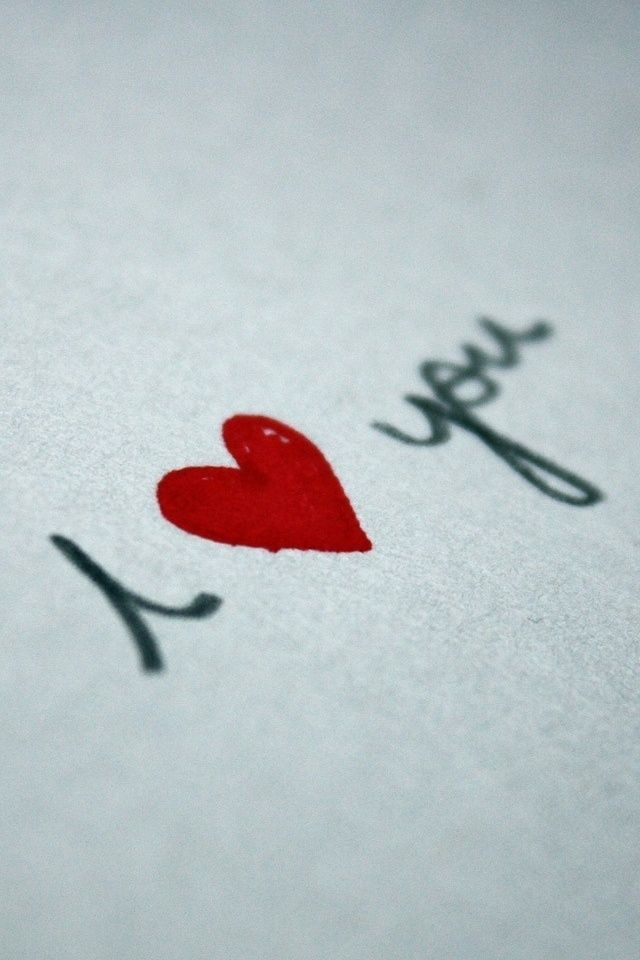 Beautiful Download · I Love You,640x960,960x640,wallpaper,background,iPhone 4,Apple