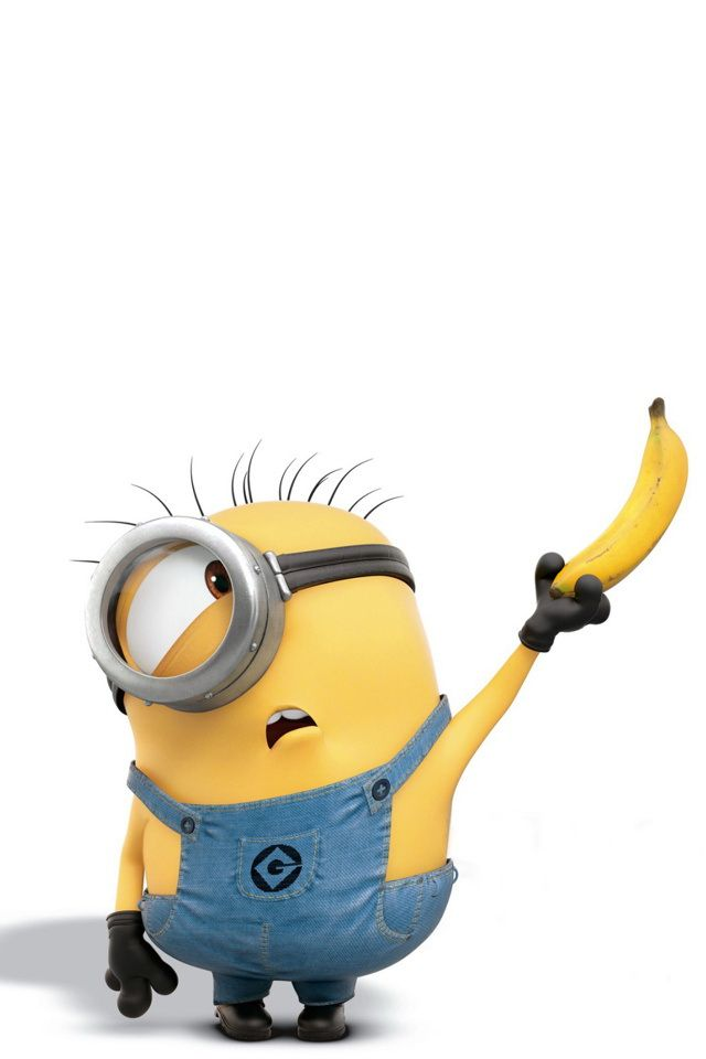 The gallery for --> Minion Apple Wallpaper