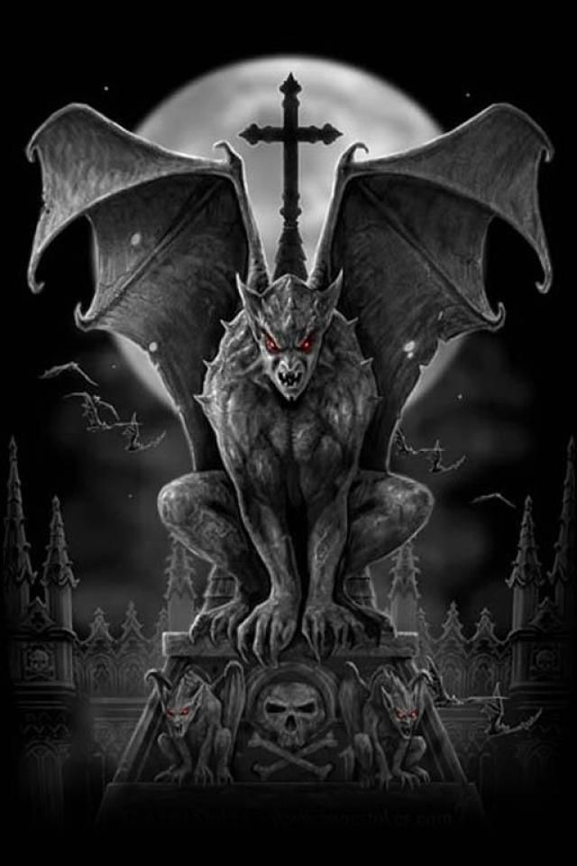 Download  GOTH,640x960,960x640,wallpaper,background,iPhone 4,Apple