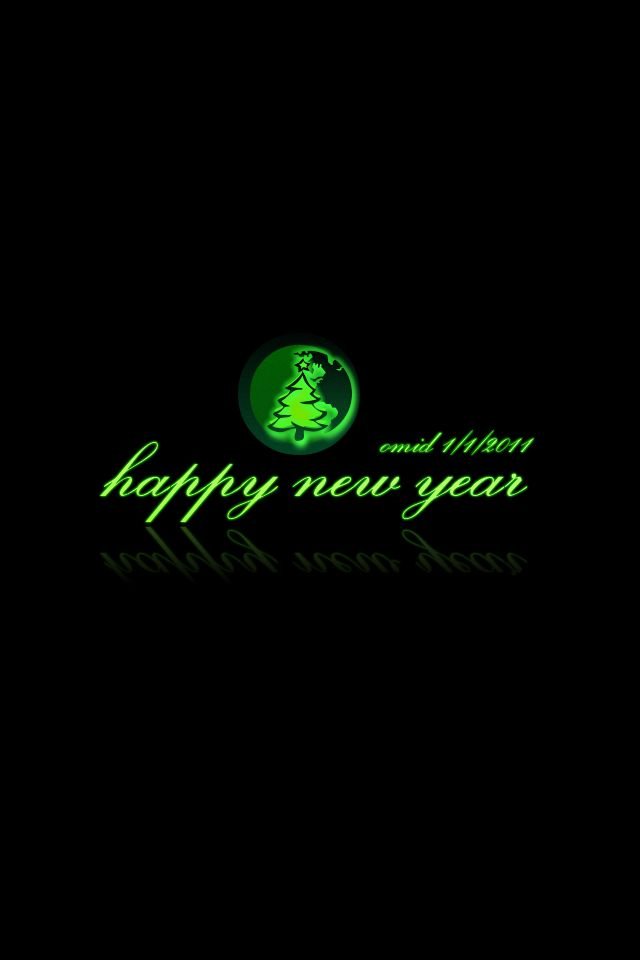 download happy new year640x960960x640wallpaperbackgroundiphone 4 apple