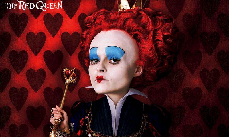 Alice in Wonderland - Red Queen,800x480,480x800,wallpaper,background