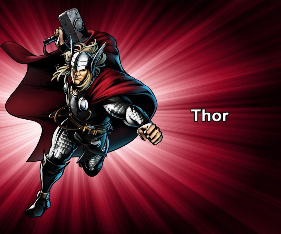 Thor Animation,960x800,800x960,wallpaper,background