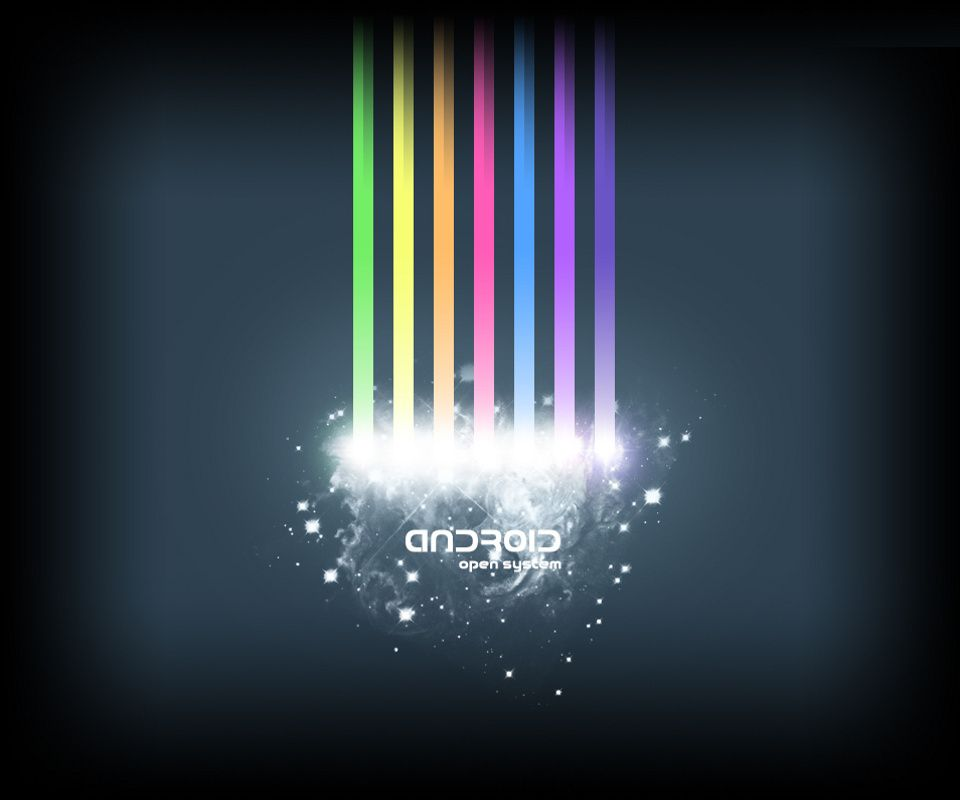 Android Rainbow,960x800,800x960,wallpaper,background