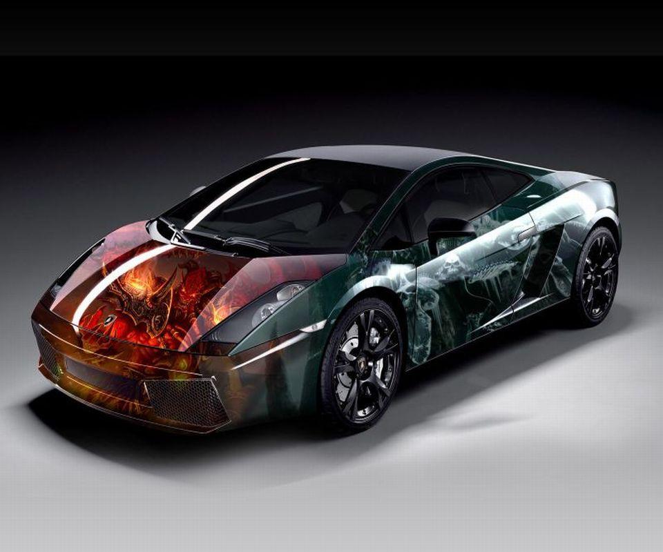 Download wallpapers supercars, Lamborghini Gallardo Spyder, LP550 ...