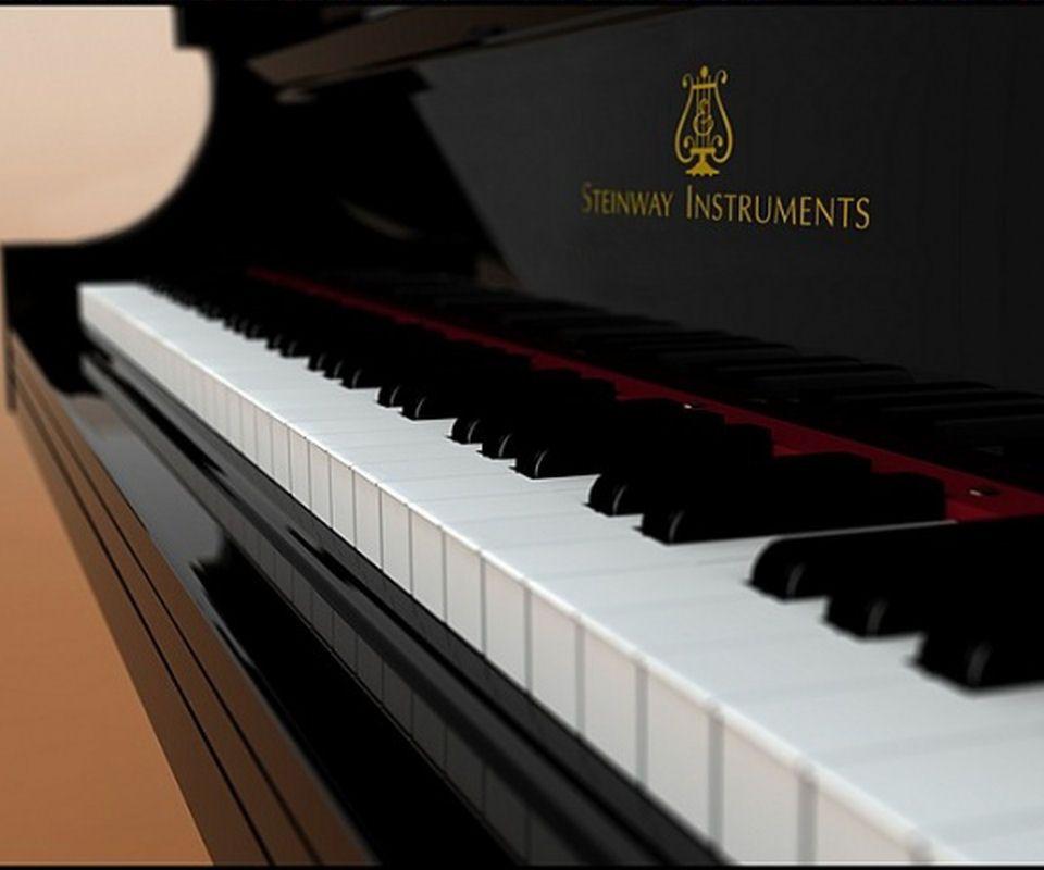 grand piano wallpaper - photo #20