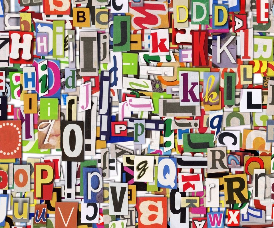 Alphabet Wallpaper Download on WallpaperGetcom