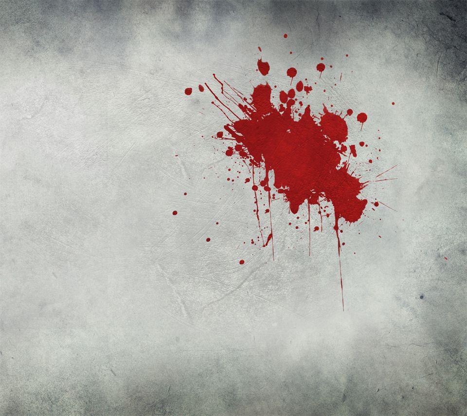 bloody splatter wallpaper - photo #33