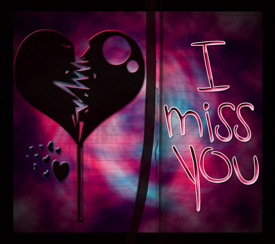 Wallpaper download i miss you - Download I Miss You 960x854 854x960 Wallpaper Background Download