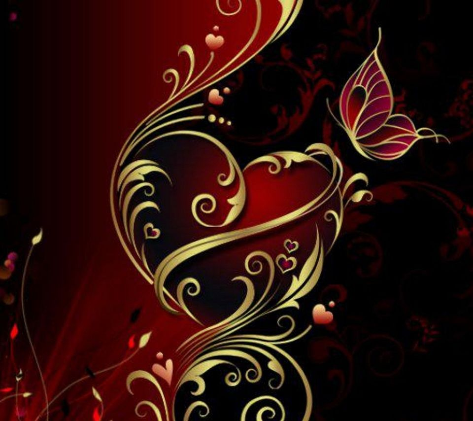download tribal heart mobile wallpapers mobile fun auto